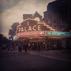 Photo taken at Palace Theatre by Joe P. on 7/13/2014