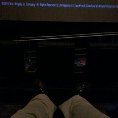 Photo taken at Regal Cinemas Harbour View Grande 16 by Hilton T Y. on 9/23/2015