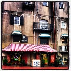 Photo taken at Savannah's Candy Kitchen by Amanda H. on 12/23/2012