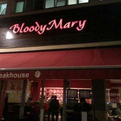 Photo taken at BloodyMary by Maurizio B. on 9/30/2012