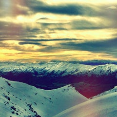 Photo taken at The Remarkables Ski Area by Zach H. on 7/21/2013