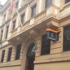 Photo taken at Jefatura Superior de Policía by Daniel R. on 7/25/2014