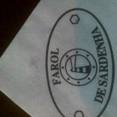 Photo taken at Farol de Sardenha by Ananda C. on 11/27/2012
