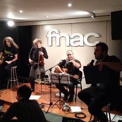 Photo taken at Fnac by Nicholas David A. on 11/23/2012