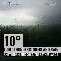 Photo taken at Amsterdam Zuid-Oost by Mina S. on 5/9/2014