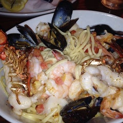 Photo taken at Red Lobster by Majestic J. on 3/4/2014