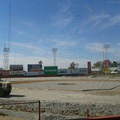 Photo taken at Estadio Kenny Serracín by JohanyCespedes on 1/13/2013