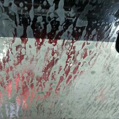 Photo taken at Shine On Express Car Wash by andrea c. on 3/19/2013