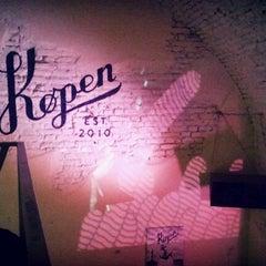 Photo taken at Копен / Køpen by Ira S. on 11/5/2012