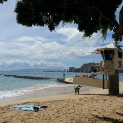 Photo taken at Hyatt Place Waikiki Beach by Daniel J. on 5/25/2013