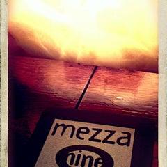 Photo taken at Mezza9 by Zed N. on 6/22/2013