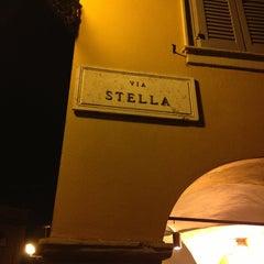 Photo taken at Osteria Francescana by Pietro S. on 2/16/2013