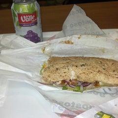 Photo taken at Subway by Adalberto M. on 12/19/2012
