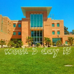 Photo taken at UCR Psychology Building by anthony g. on 4/19/2013