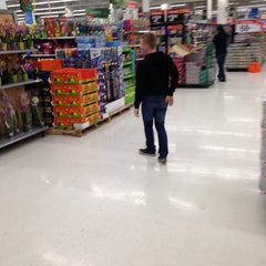 Photo taken at Walmart by Ryan C. on 3/31/2014