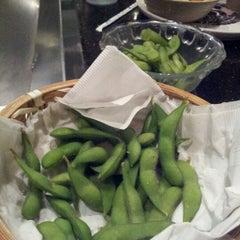Das Foto wurde bei Mikado Japanese Steakhouse von Jane J. am 1/25/2013 aufgenommen