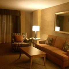 Photo taken at DoubleTree Suites by Hilton Hotel Anaheim Resort - Convention Center by Helen T. on 10/29/2012
