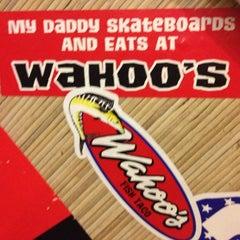 Photo taken at Wahoo's Fish Taco by Joe P. on 10/15/2012