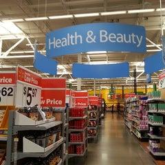 Photo taken at Walmart Supercenter by Kristopher I. on 5/22/2013