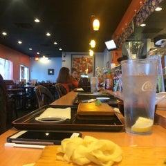 Photo taken at Sushi Ten by Miguel P. on 3/1/2016