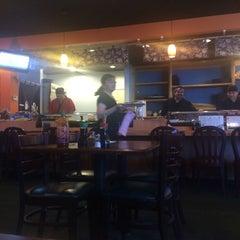 Photo taken at Sushi Ten by Miguel P. on 5/3/2016