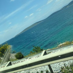 Photo taken at Milas - Bodrum Yolu by Ömercan B. on 4/17/2013