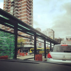 Photo taken at Avenida General Paz by Mariana B. on 5/1/2015