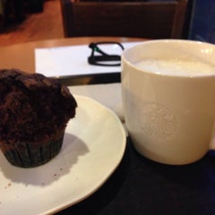 Photo taken at Starbucks Coffee by Salvador B. on 1/27/2015