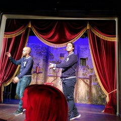 Photo taken at Comedy Club by Jonathan C. on 10/13/2015