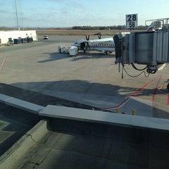 Photo taken at US Departures by Sergei S. on 4/18/2014