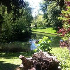 Photo taken at Sefton Park by Viktoria Grace L. on 6/4/2013