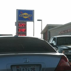 Photo taken at Sunoco by C M. on 12/8/2012