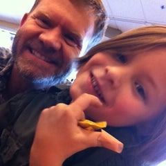 Photo taken at Chick-fil-A by Brian G. on 3/8/2014
