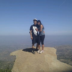 Photo taken at Potato Chip Rock by Gill T. on 5/25/2013