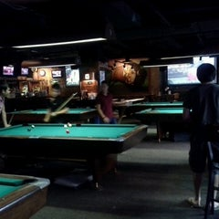 Photo taken at Buffalo Billiards by Jerry H. on 7/20/2013