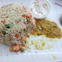Photo taken at Ananda Bhavan by Kishore B. on 10/6/2012