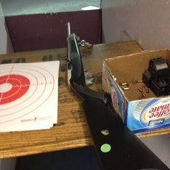 Photo taken at West Side Rifle & Pistol Range by Tubby T. on 10/13/2013
