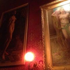 Photo taken at Gaslight Club by Yana K. on 8/10/2014