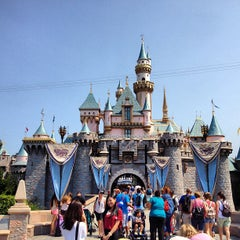 Photo taken at Disneyland by Kazusan J. on 6/29/2013