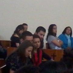 Foto tomada en Iglesia Parroquial La Medalla Milagrosa por Martha R. el 10/27/2012