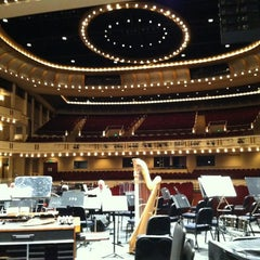 Photo taken at Mahaffey Theater by Dhyāna V. on 12/20/2012