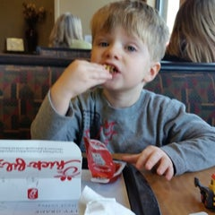 Photo taken at Chick-fil-A by Stephanie D. on 12/27/2014