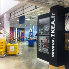Photo taken at IKEA by Frederic F. on 10/6/2012