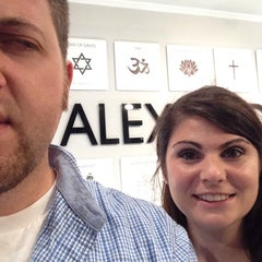 Photo taken at ALEX AND ANI Newport by Preston C. on 9/2/2013