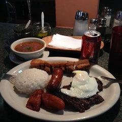 Photo taken at Macita's Restaurant & Bakery by Pedro C. on 1/17/2014