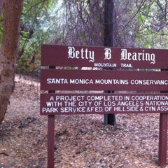 Photo taken at Fryman Canyon by Brad C. on 10/9/2012