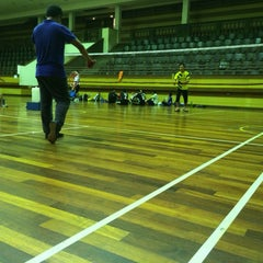 Photo taken at Kompleks Kejiranan Presint 11 by Arif Y. on 8/21/2015