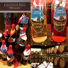 Photo taken at Chatham Hill Winery by Darren C. on 6/16/2015
