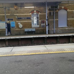 Photo taken at Penge East Railway Station (PNE) by Daniel H. on 12/24/2013