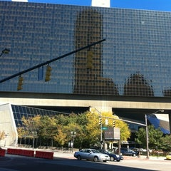 Photo taken at Hyatt Regency Columbus by Nicholai A. on 10/16/2012